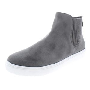 Steve Madden Coal Faux Suede High Top Sneakers